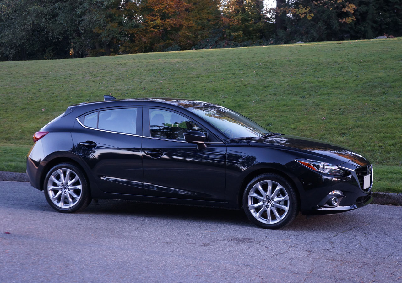 2014 mazda3 sport gt road test review carcostcanada. Black Bedroom Furniture Sets. Home Design Ideas